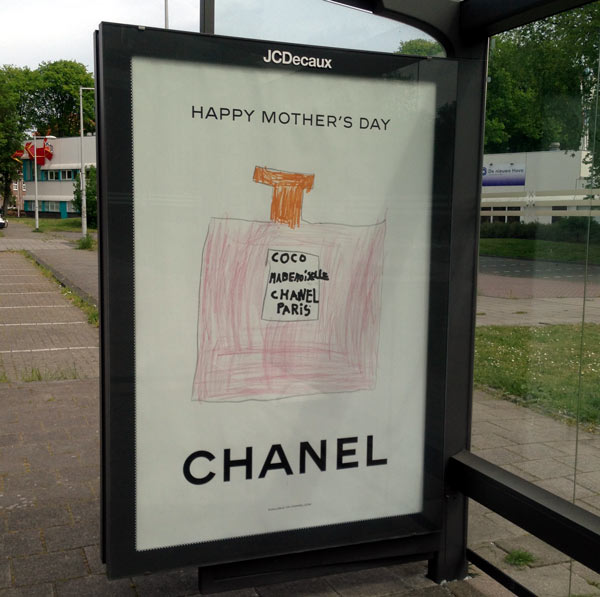 mothersday chanel